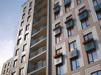 Внешний вид фасадов